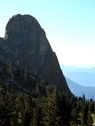Rock Climbing Photo: The Obelisk from the north.