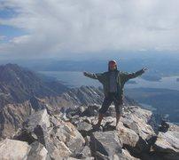 Rock Climbing Photo: Grand