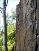 Rock Climbing Photo: Welcome to the Jungle