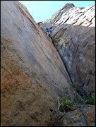 Rock Climbing Photo: Gooseberry Corner