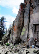 Rock Climbing Photo: To Hell With The Scarecrows