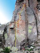 Rock Climbing Photo: I Feel Lonely