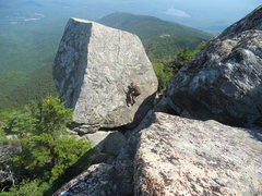 Rock Climbing Photo: Mnt Chocorua, NH