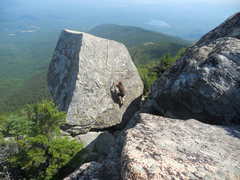 Rock Climbing Photo: Mnt Chocorua, NH