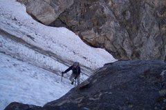 Rock Climbing Photo: Skywalker Coulouir