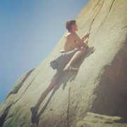 Rock Climbing Photo: so much fun!