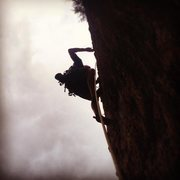 Rock Climbing Photo: ten sleep