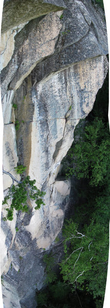 Rock Climbing Photo: The Endurance - stiched