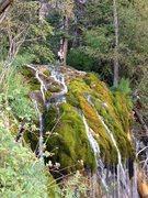 Rock Climbing Photo: hanging lake, so pretty