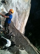 Rock Climbing Photo: Ahwahnee Ledge.