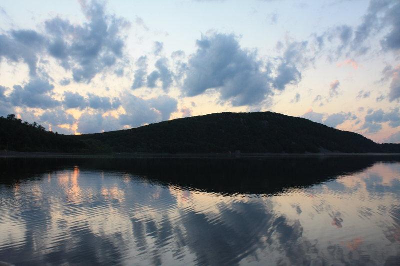 Devils Lake, WI.