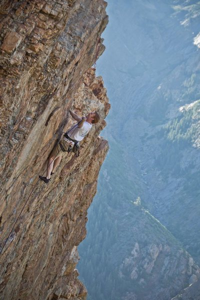 After the crux<br>