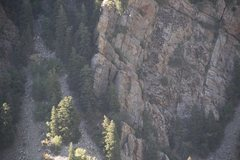 Rock Climbing Photo: Someone topping out on Narcolepsy Sat August 3? 12