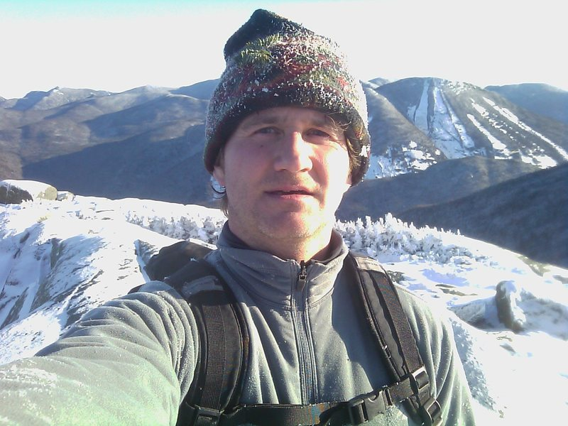 Rock Climbing Photo: Wright Peak, December 2011
