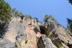 Rock Climbing Photo: More Spring rock