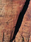 Rock Climbing Photo: The Leaning Wall with Space Shot and Cosmic Trauma...