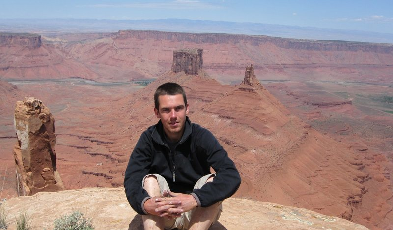 Rock Climbing Photo: Summit of Fine Jade.