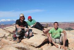 Rock Climbing Photo: Summit North Six Shooter