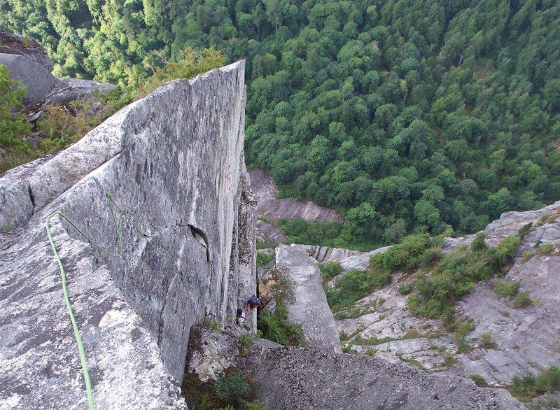 Rock Climbing Photo: High Plains Drifter.
