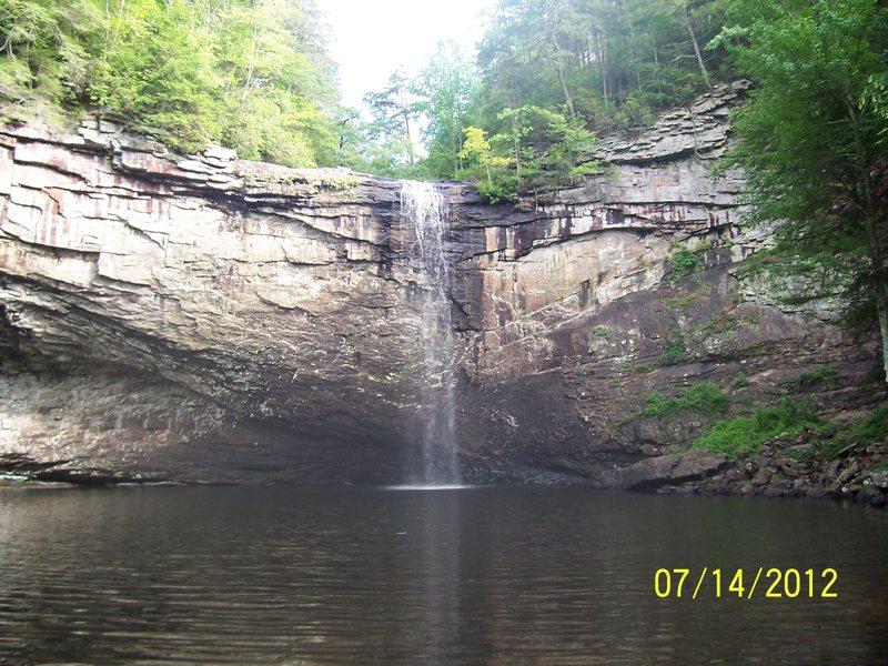 Rock Climbing Photo: foster falls
