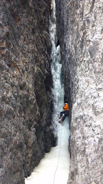 Rock Climbing Photo: Mo ice porn