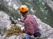 Rock Climbing Photo: Atop the Perch