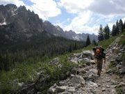 Rock Climbing Photo: Beautiful hike in