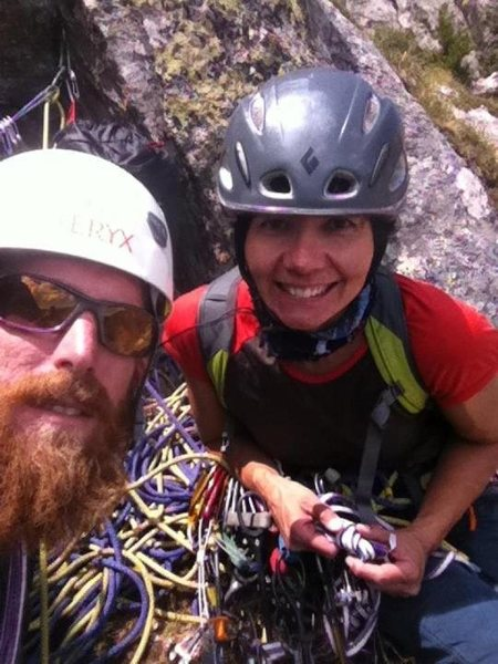 Rock Climbing Photo: Stones