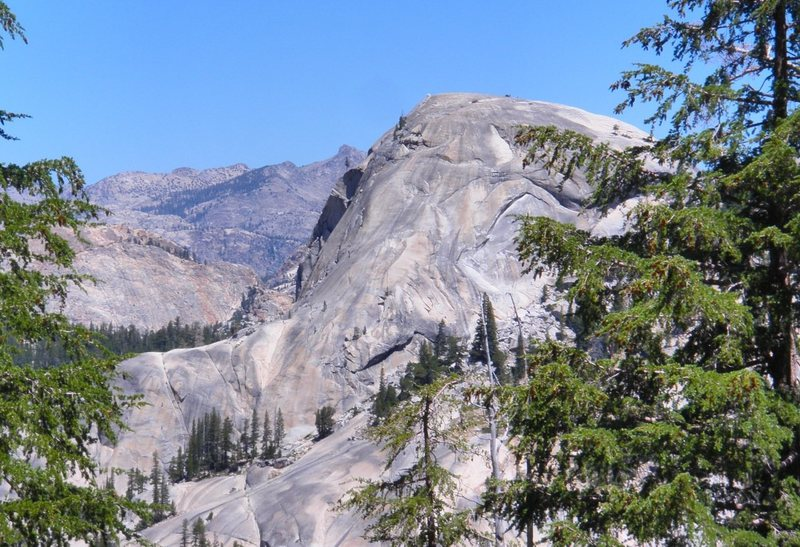 Rock Climbing Photo: DAFF Dome from Fairview