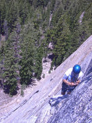 Rock Climbing Photo: Belay ,