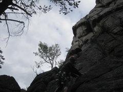 Rock Climbing Photo: SIMS
