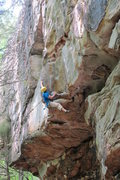 Rock Climbing Photo: Toxic Hueco