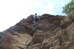 Rock Climbing Photo: Climbing on Tenerife.