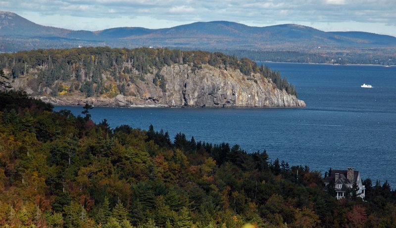 Coastal Maine<br>