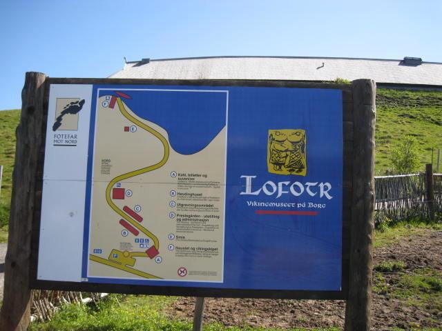 Rock Climbing Photo: Viking museum not far from Lofoten, definitely wor...