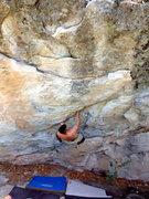 Rock Climbing Photo: Z Flake.
