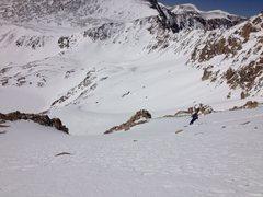 Rock Climbing Photo: POW on Mt. Democrat