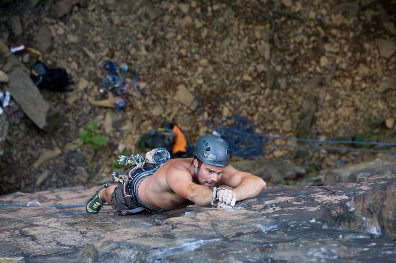 Rock Climbing Photo: sublime