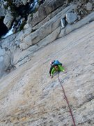 Rock Climbing Photo: Pitch 1 - A Little Nukey