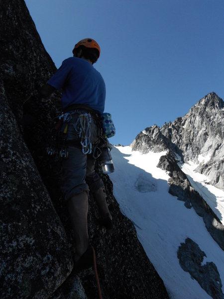 Dragontail Peak, WA<br>