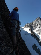 Rock Climbing Photo: Dragontail Peak, WA