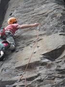 Rock Climbing Photo: How I roll.