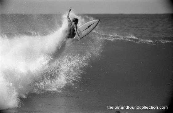 Rory Russel smacking it!<br> Photo from The Lost And Found Colection