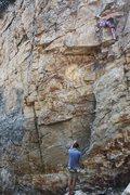 Rock Climbing Photo: Niki Kocourek on POLITRICS.