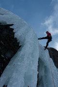 Rock Climbing Photo: Mummy rap