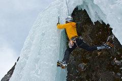 Rock Climbing Photo: Leftish