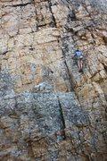 Rock Climbing Photo: Junk Head