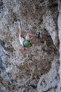 Rock Climbing Photo: Killer Karma Ten Sleep