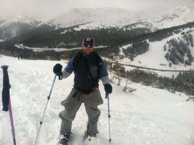 Berthoud Pass, Colorado