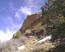 Rock Climbing Photo: Ahh.